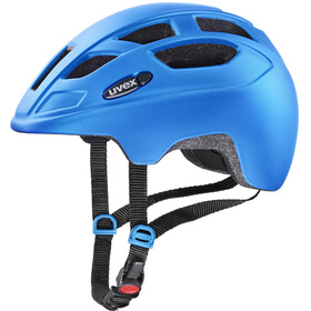 UVEX Finale CC Helmet Kids blue mat